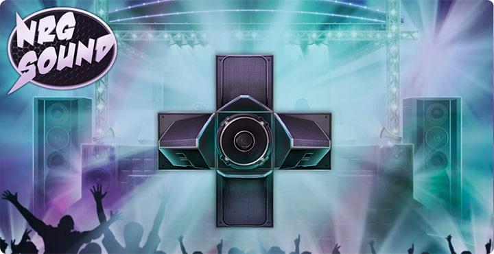 Игровой автомат «NRG Sound»